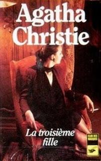 Photo de couverture / Blog / Avis / Hercule Poirot / Club des masques / Librairie des Champs Elysées