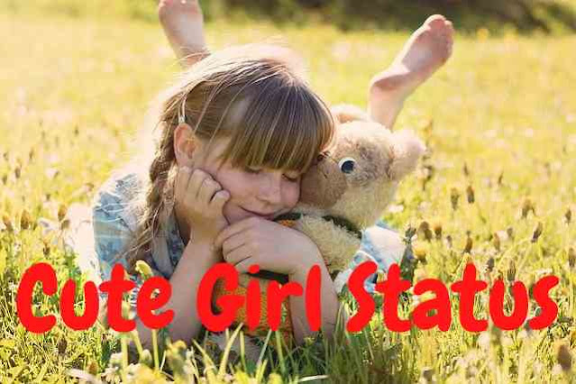 2 line Cute Girl Status in Hindi 2021