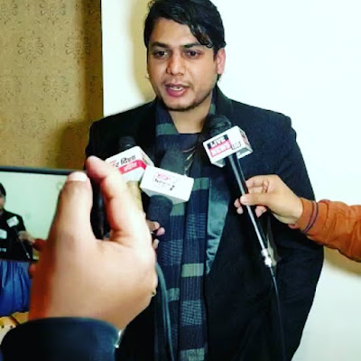 Vicky Singh Dasaundhi actor