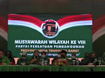 Hj. Wartiah Sebut Ketua DPC PPP Lotim Siap Tarung di Pilkada 2024