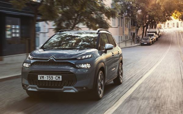 Novo Citroën C3 Aircross 2022 com facelift: fotos e detalhes