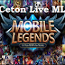 Ceton Live ML, online generator Hack Diamond Mobile Legends 2019
