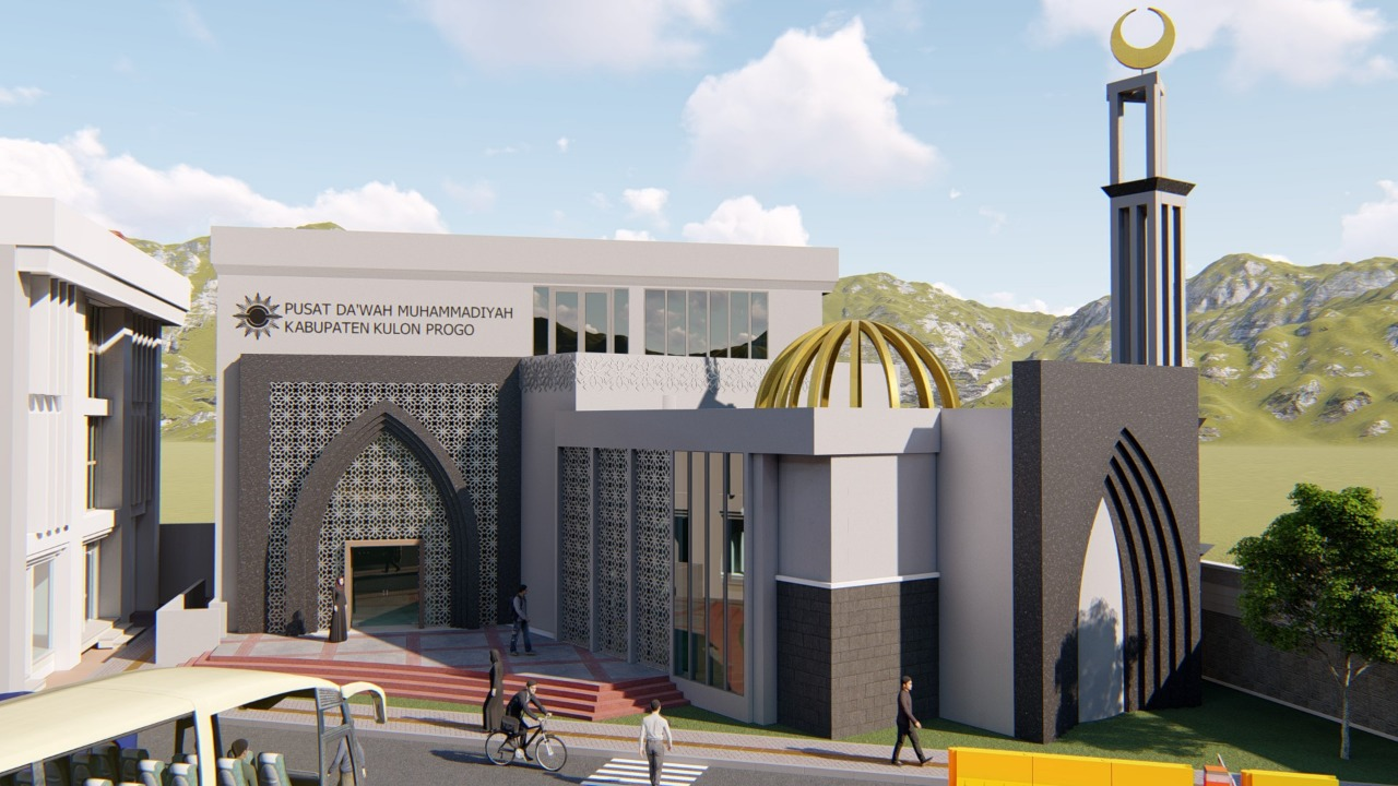 Wakaf Pembangunan Masjid KH Ahmad Dahlan