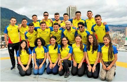 "Estudiantes del SENA representan a Colombia en ""WorldSkills Kazán"""