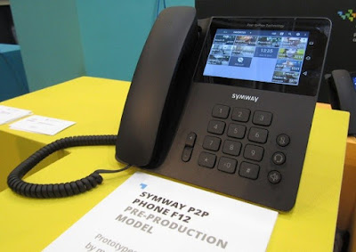 IP телефон Symway P2P Phone F12: кому нужны пиринговые телефоны?