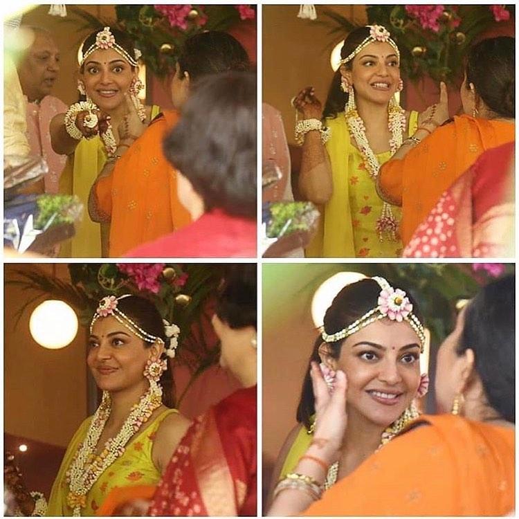 kajal agarwal marriage