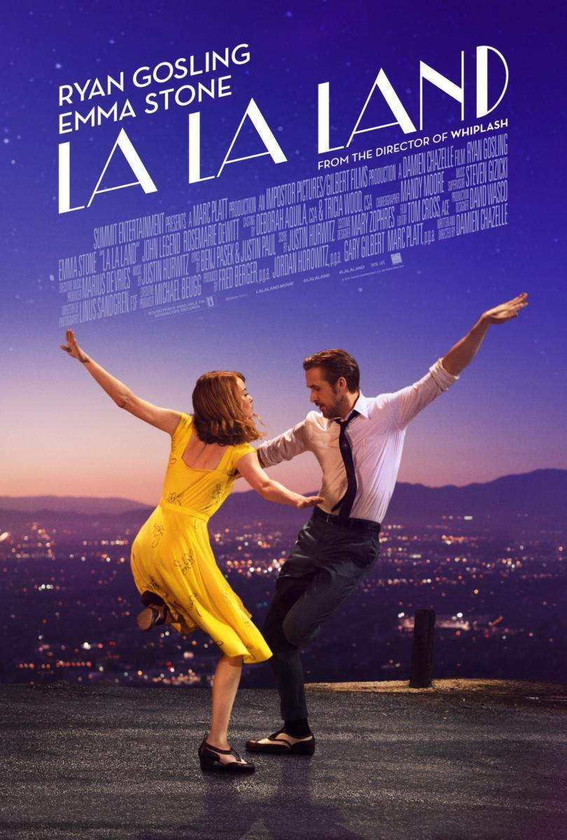 Cine y Chocolate: La La Land