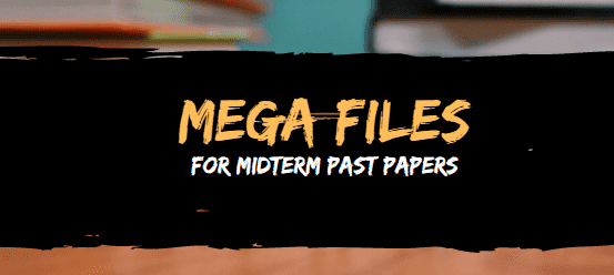 midterm past papers mega files