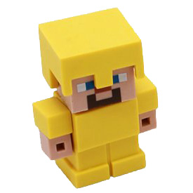 Minecraft Steve? Mine-Keshi Blind Bags Figure