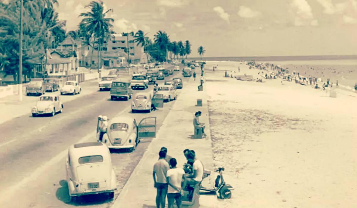 literatura paraibana cronica nostalgia praia tambau