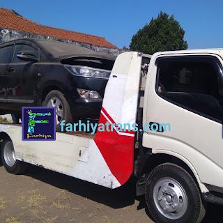 ekspedisi jasa pengiriman mobil Surabaya Makassar Lamongan
