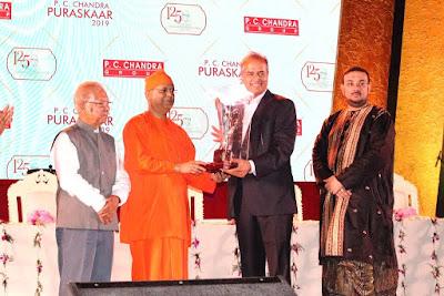 Dr. Devi Prasad Shetty Awarded the P.C. Chandra Puraskaar 2019