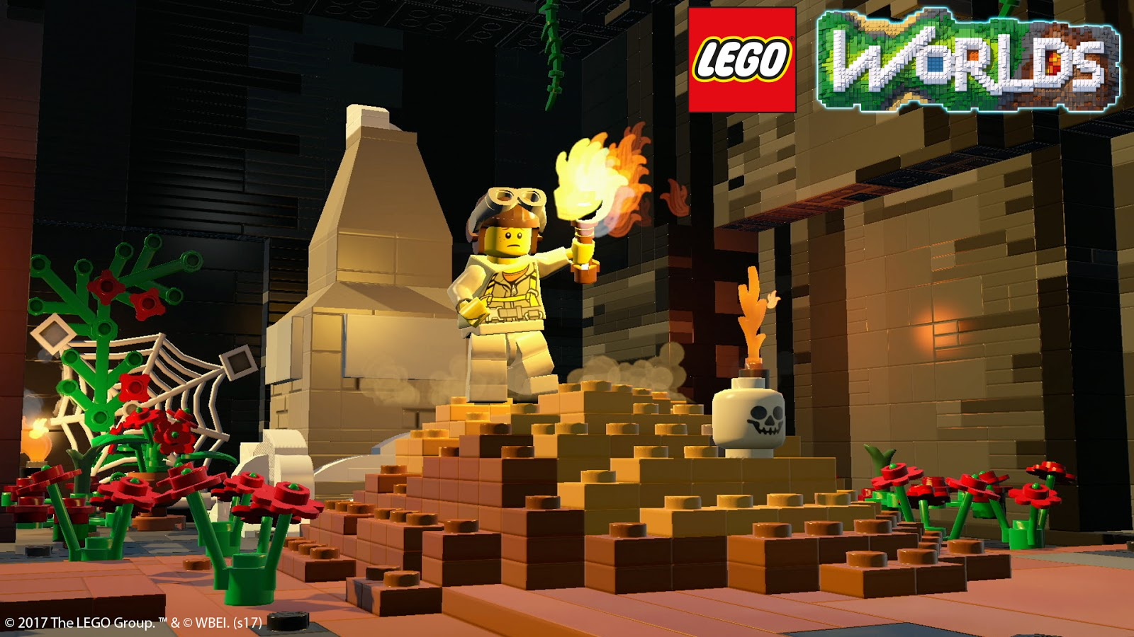 LEGO Worlds for XBOX One | Mommy Katie