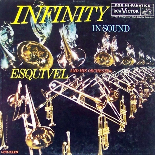 juan garcia esquivel infinity in sound album cover