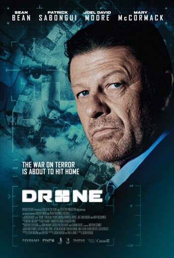 Drone 2017 English 480p WEB-DL 300MB