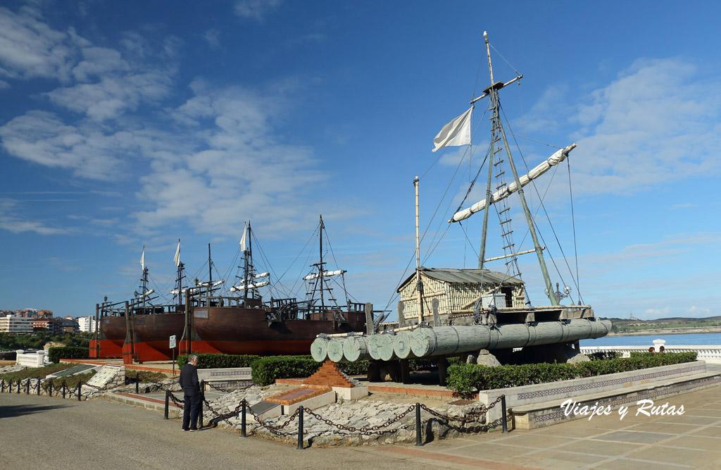 Museo del hombre y la mar, Península de la Magdalena, Santander