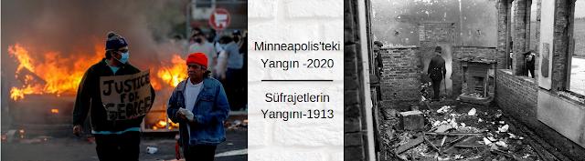 Minnesota Eylemleri, Çevreye Zarar ve Süfrajetler