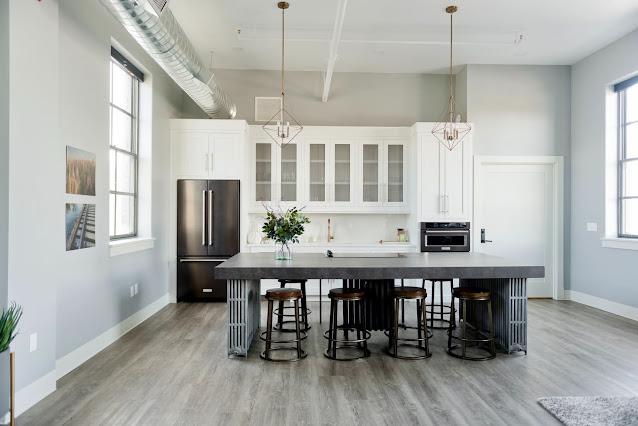 Model Meja Dapur Minimalis Sederhana