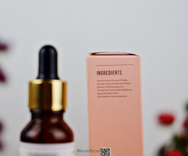 ingredients indoganic serum