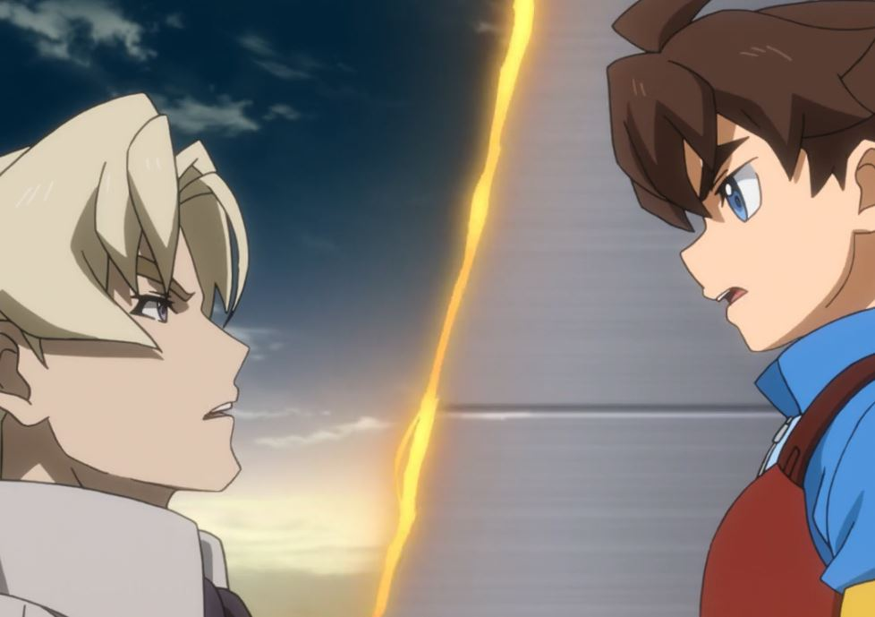 Gundam Build Divers – Episódio 23