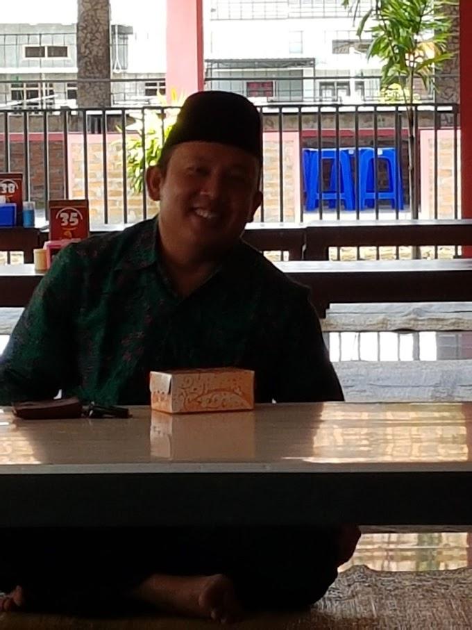 Bp. H Wiharno, M.Pd Kepala Sekolah Baru di SMPN 1 Banguntapan