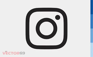 Instagram Icon - Download Vector File EPS (Encapsulated PostScript)