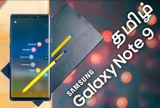 Samsung Galaxy Note 9 – Unboxing & Hands On Review!