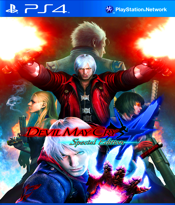 Revista Mago Games RD.Z: Devil May Cry 4 Special Edition