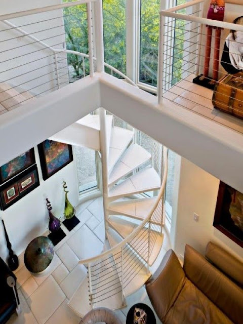 furniture design under staircase