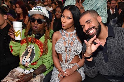 Nicki Minaj, Drake, Lil Wayne - Seeing Green (Audio)
