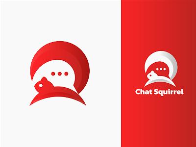Chat Squirrel Logo