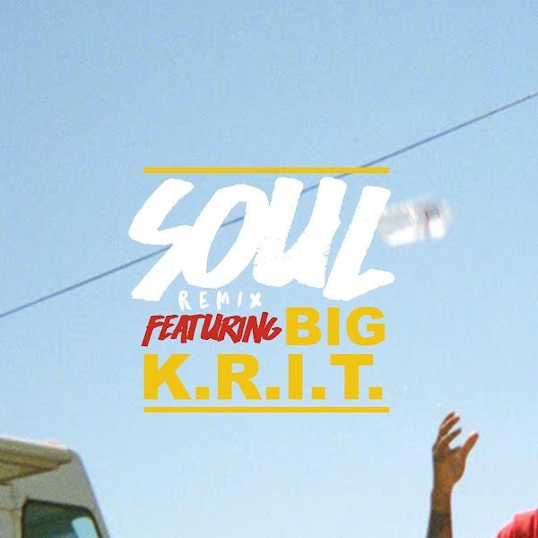 Caleborate - Soul (Remix) [feat. Big K.R.I.T.] - Single  Cover