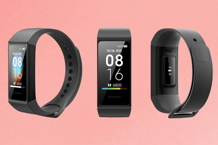 Xiaomi launches the Mi Smart Band 4C bracelet at a very affordable price