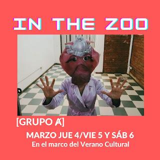 In The Zoo intervención