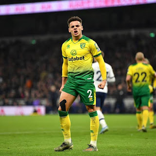 Arsenal keen on to sign Norwich City full-back