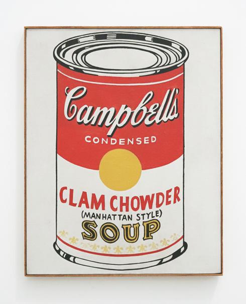 Warhol Broad Art Museum DTLA