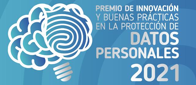 Convocan al Premio de Innovación y Buenas Prácticas en la Protección de Datos Personales 2021