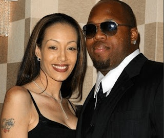 Terrell Suggs With His Wife