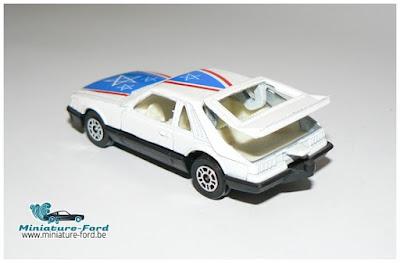 Corgi, Ford Mustang Cobra