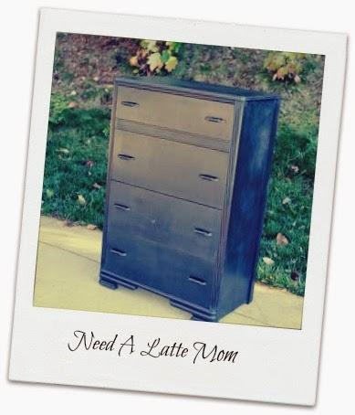 Wrought Iron Chalk Paint By Maison Blanche (Asheville Furniture Painter)