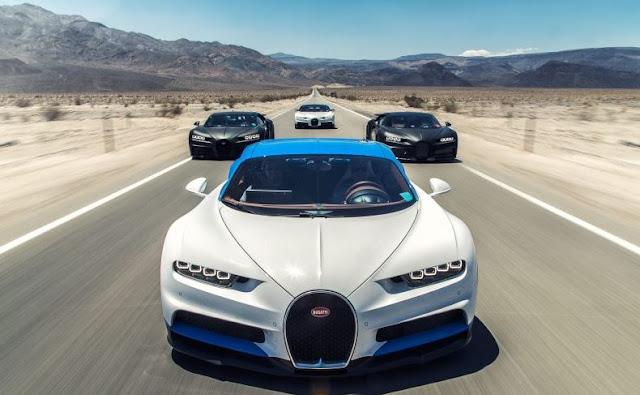 2017 Bugatti Chiron Priview