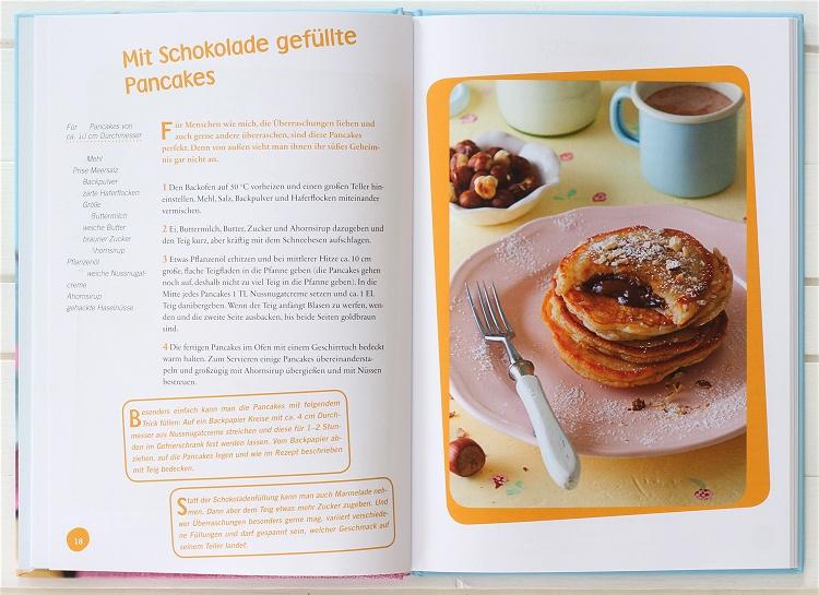 Rezension/Buchvorstellung Pancakes von Christine Sinnwell-Backes 2