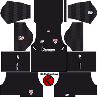 Athletic Bilbao 2017/18 - Dream League Soccer Kits