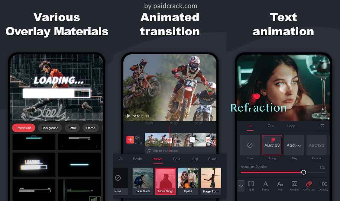 OviCut Mod Apk Without Watermark