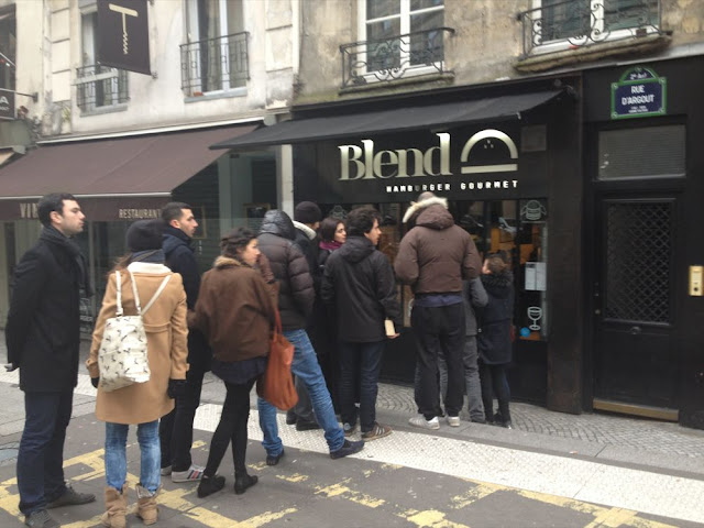 Hamburgueseria Blend en Paris Las mejores hamburgueserías del mundo