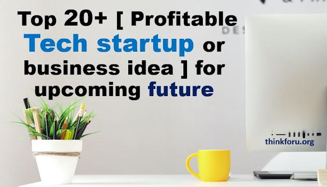 Technology business ideas
