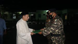 Habib Lutfi Tutup Pelatihan Kedisiplinan dan Bela Negara Anggota Banser Pekalongan