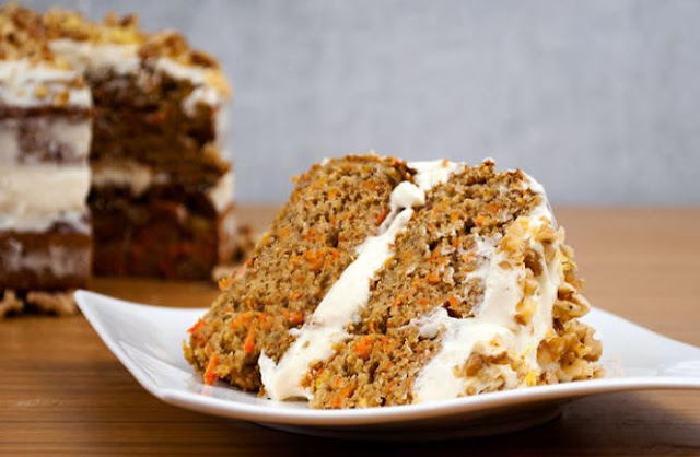 To Die For Carrot Cake #cake #desserts