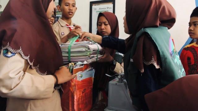 Bank Sampah Sekolah