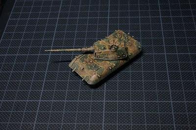 E-100 Krupp turret & Ausf B turret picture 5